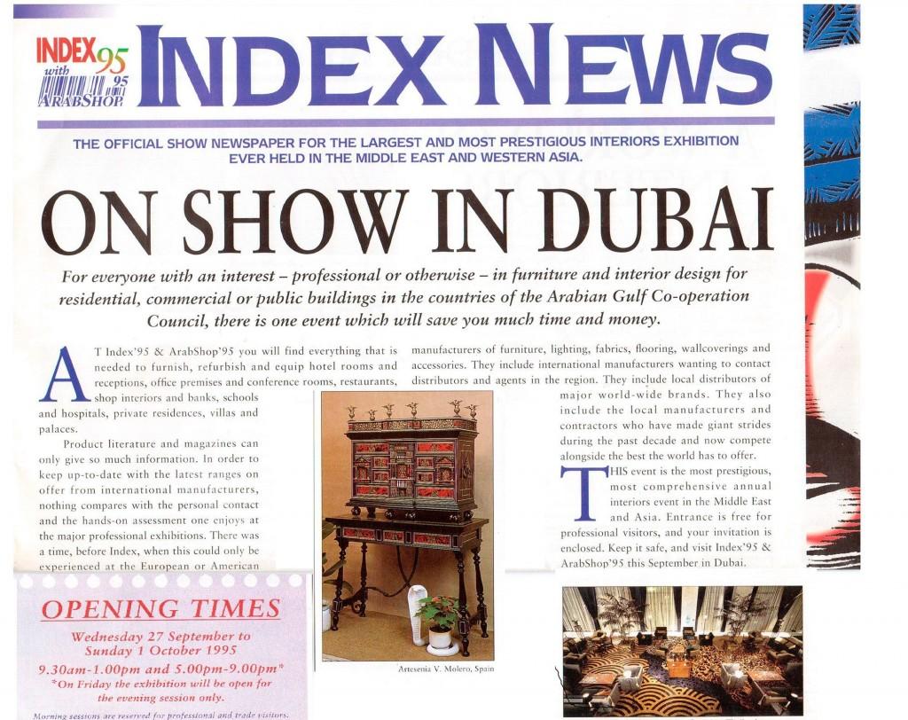 Prensa Index 95